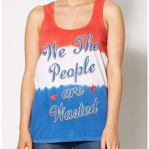 Spencer's we the people tank